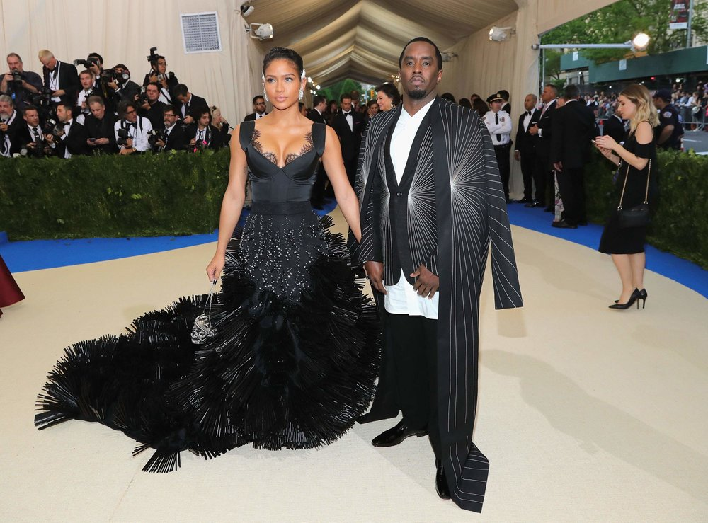 Cassie x Diddy x Rei Kawakubo/Comme des Garcons: Art Of The In-Between