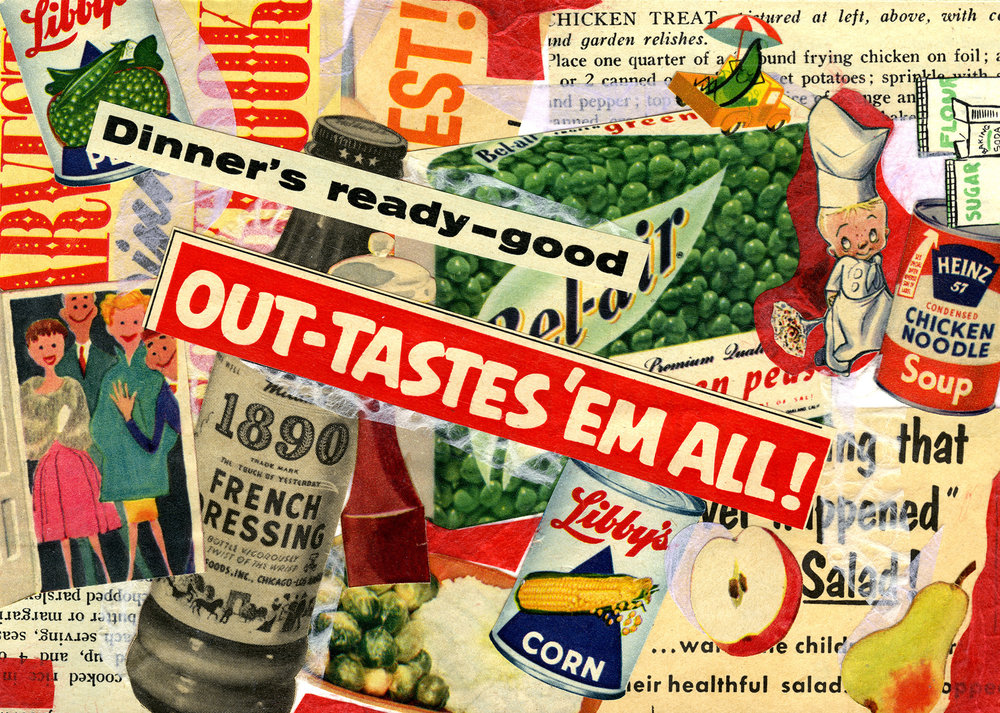Our Supper Out-Tastes 'Em All