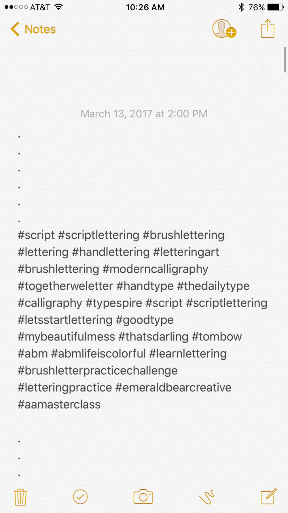 hashtaggroupingsinstagram