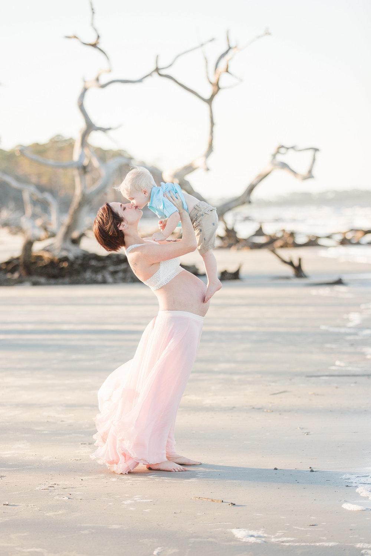 Rich Maternity Beach Session-0048.jpg