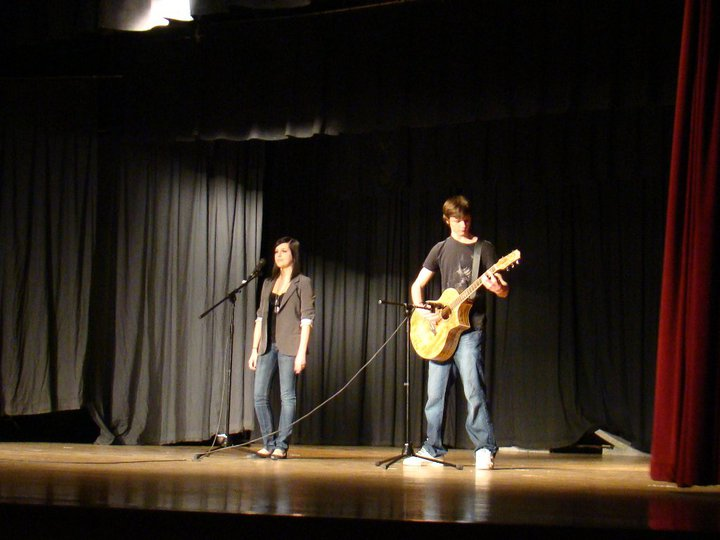 Senior Year Talent Show