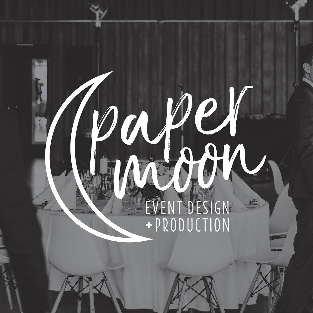 Paper Moon Event Design + Production