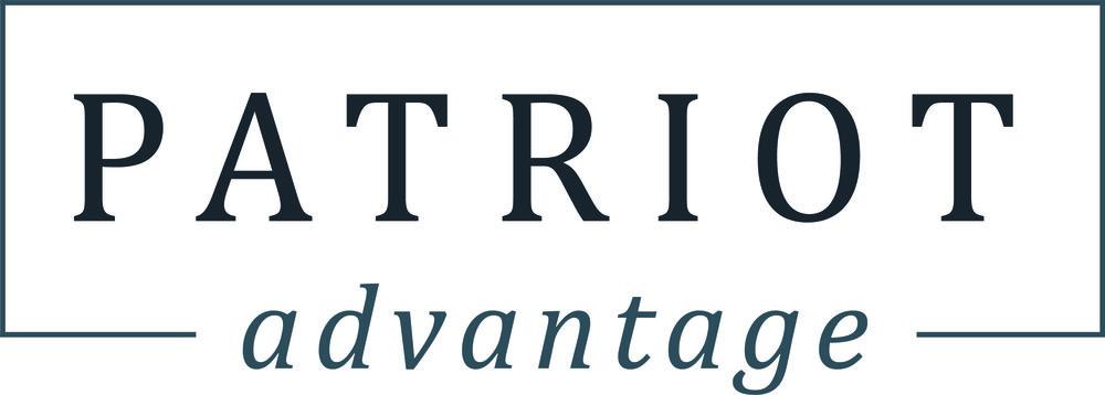Patriot Advantage Logo | One Nine Design Co