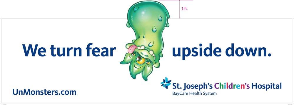 St Joseph's Hospital Creative 1