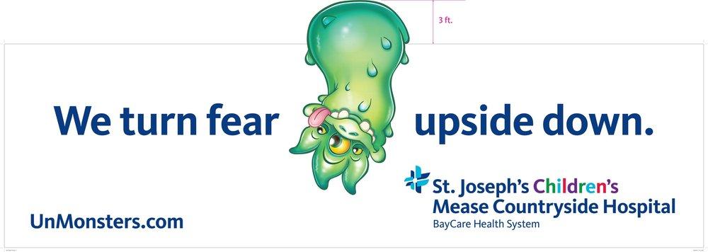 St Joseph's Hospital Creative 2
