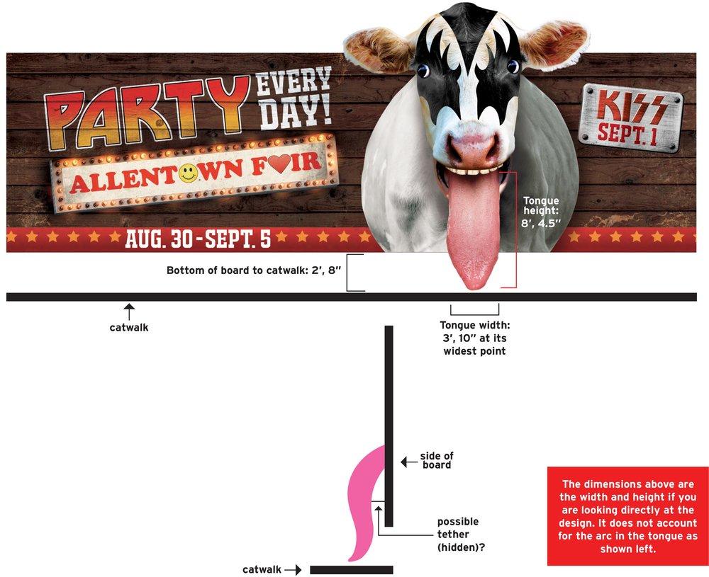 KISS Cow Creative