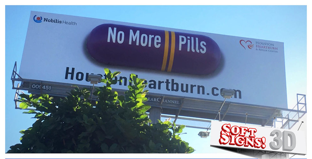 Houston Heartburn Purple Pill