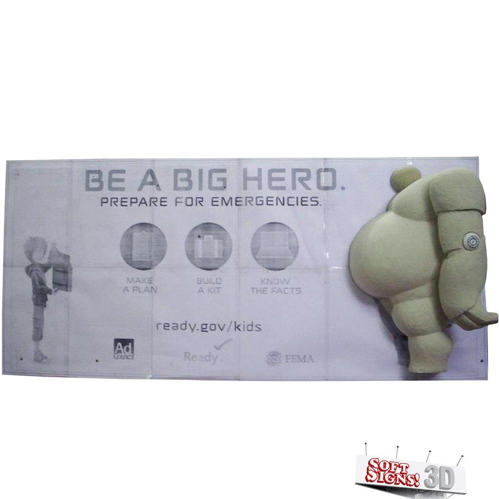 Big Hero 3D