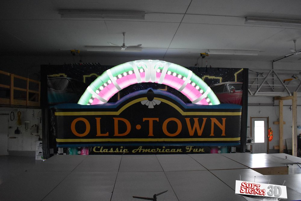 Old Town Installation