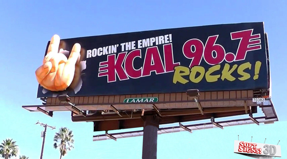 KCal 96.7 by Soft Signs 3D