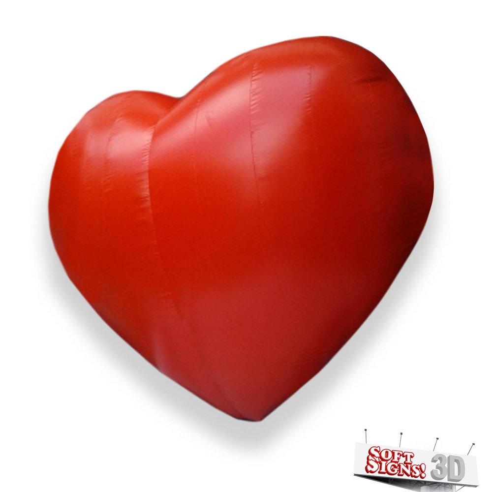 UHS Heart Air Sculpture
