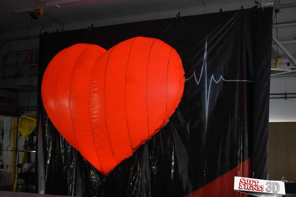 UHS Heart Install