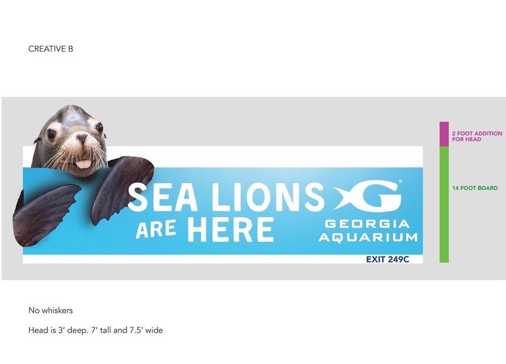 Sea Lion Creative