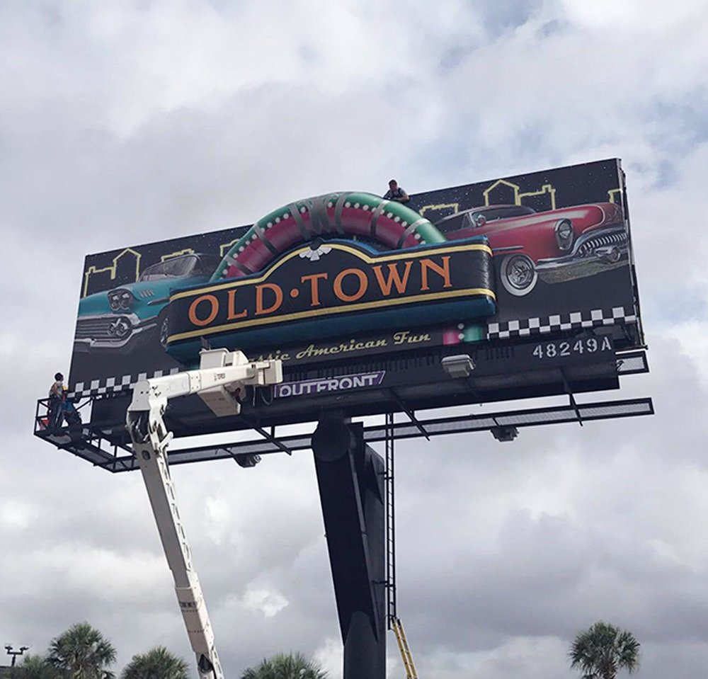 Old Town By Soft Signs 3D
