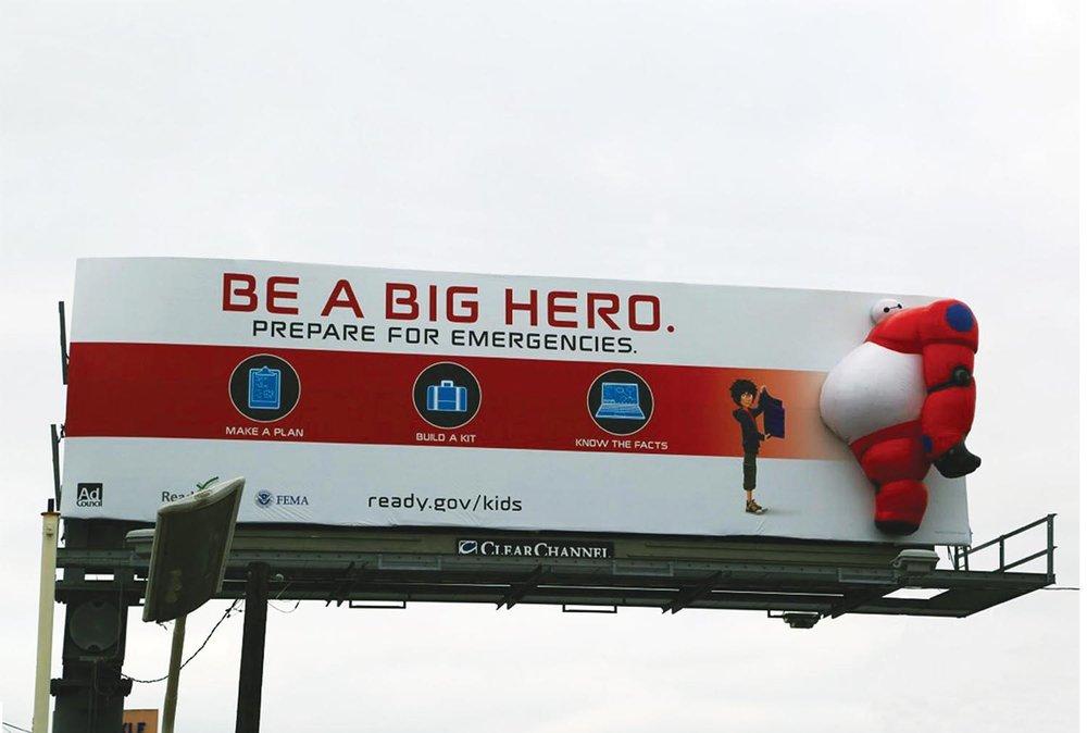 Soft Signs 3D Big Hero
