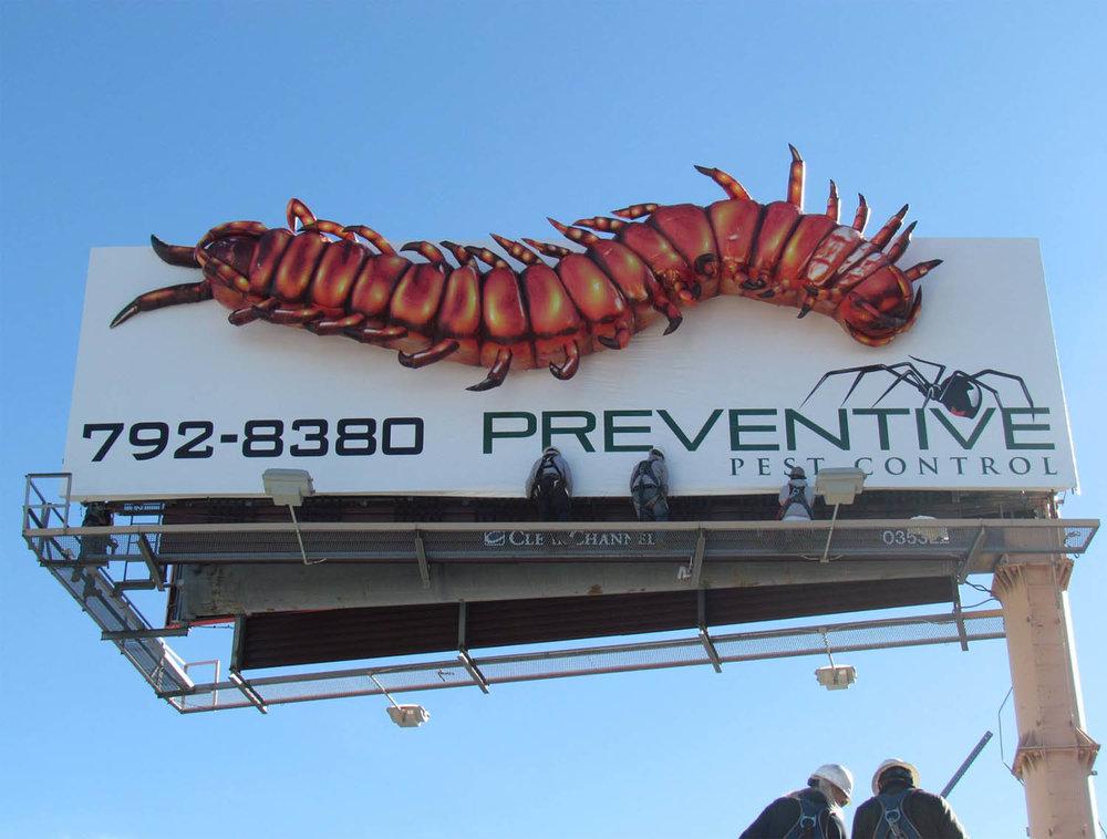 Preventative Pest Control