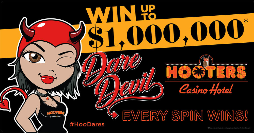Hooters Dare Devil Creative