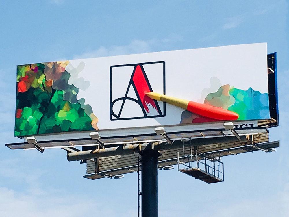 Artavia Paint Brush Soft Signs 3D