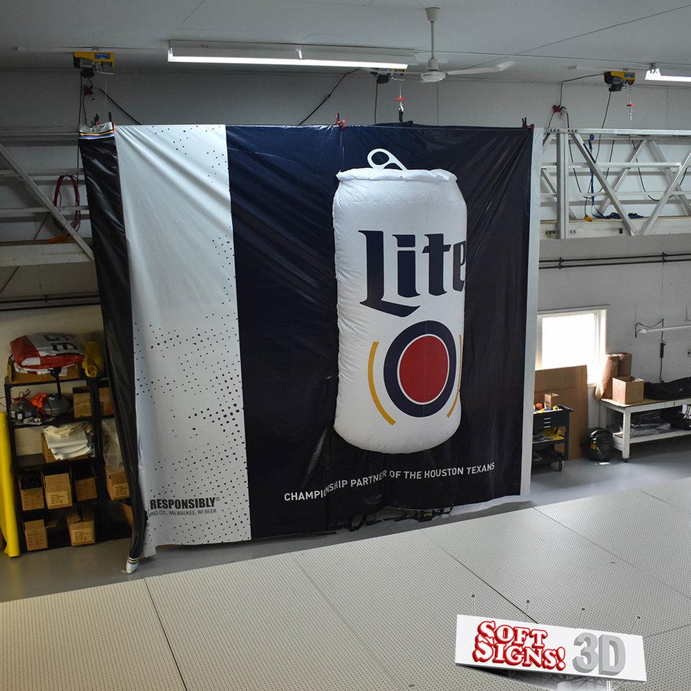3D Miller Can Install Process