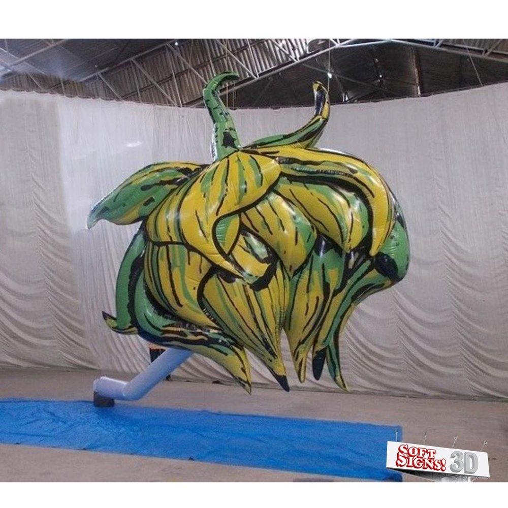 Deschutes Brewery 3D Air Sculpture Process