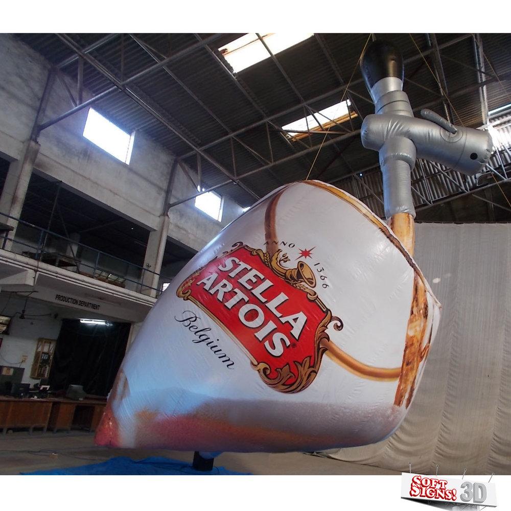 Stella Air 3D Air Sculpture