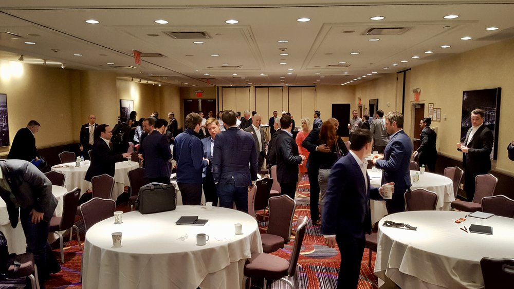 EM NYC - March 2017 | Marriott20 Elite Veterans50+ Elite Professionals