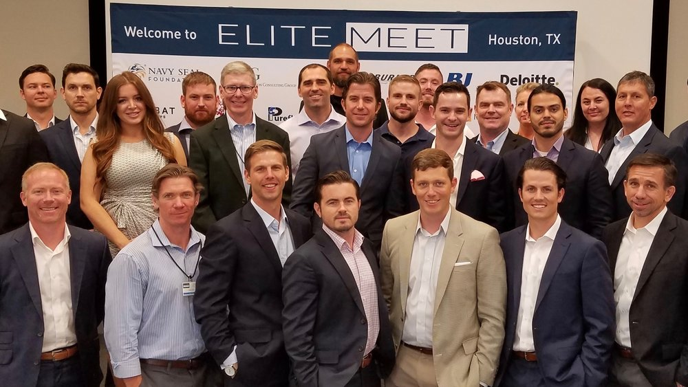 EM HOU - June 2018 | Deloitte25+ Elite Veterans100+ Elite Professionals