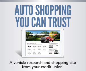 Auto Shopping you can trust at Cooperative Credit Union with AutoSearch