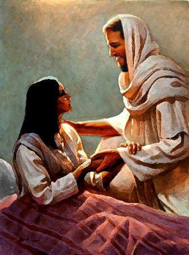 Muslimah Sekarat Dikunjungi dan Disembuhkan Yesus