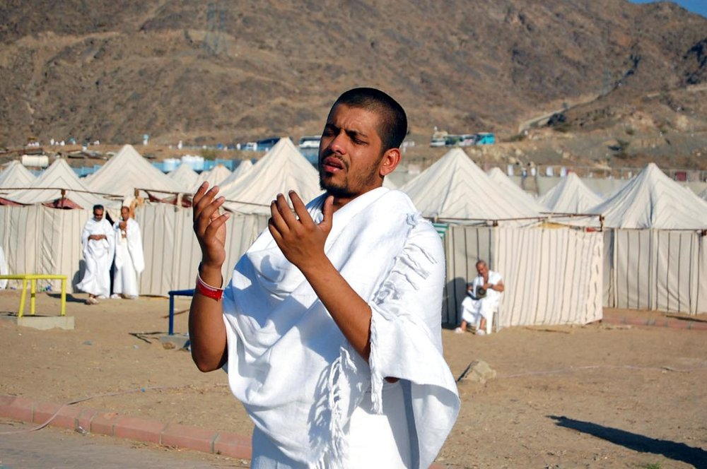 Intense pleas to Allah for forgiveness in Mecca