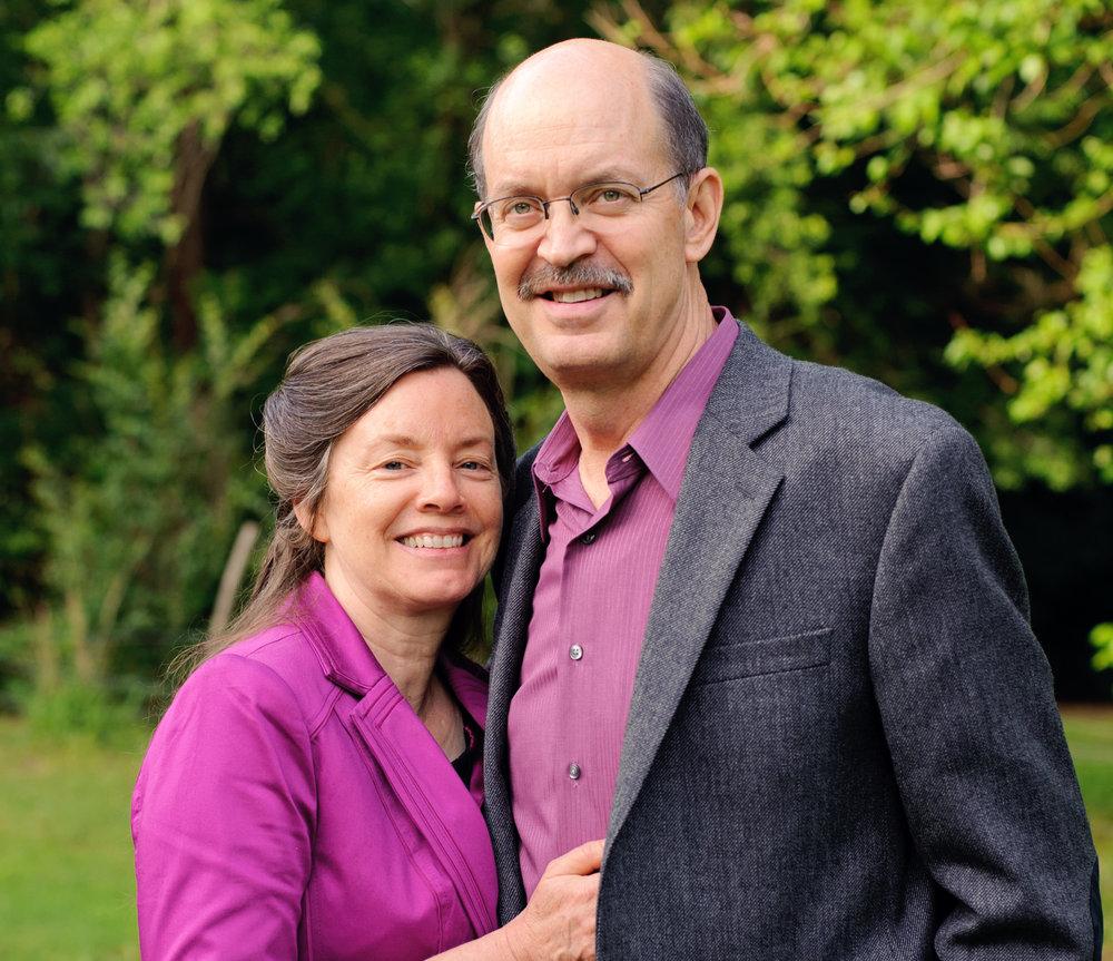Delmar and Brenda Wilkins ( 40th anniversary picture)