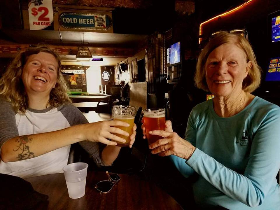 Toasting to the beginning of our most fantastic journey in New Orleans, LA. Photo by J.A. Field