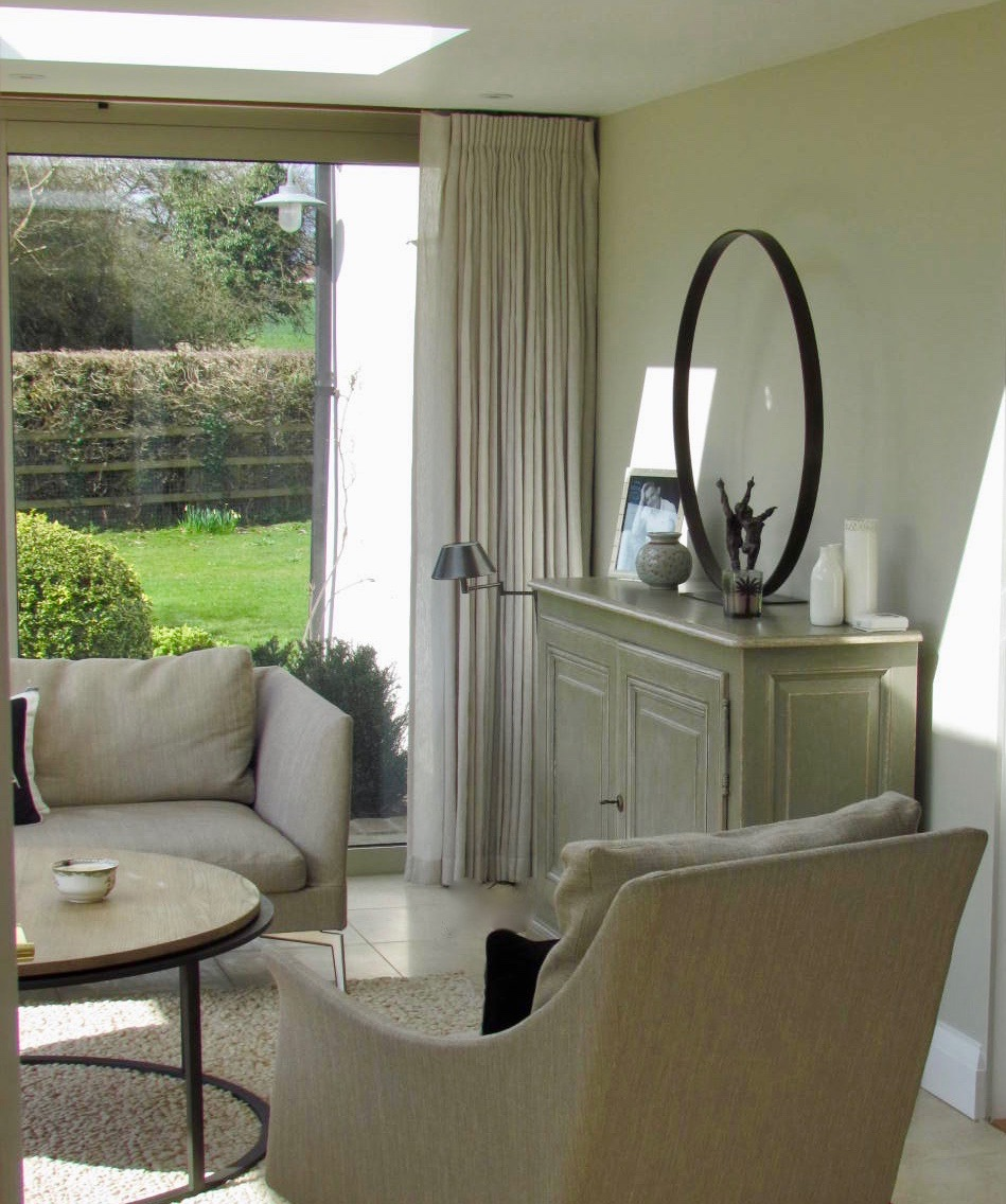 Residential interior design case study
