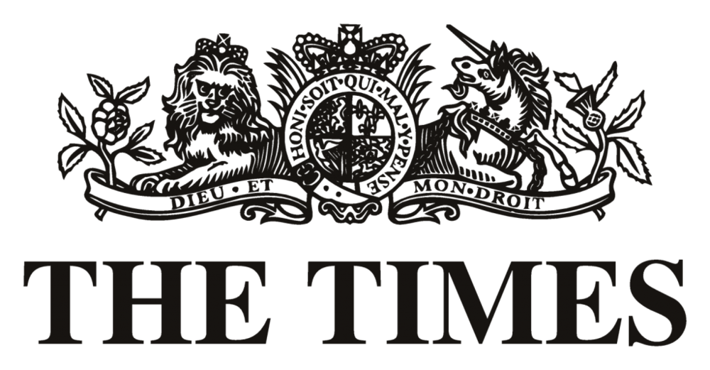 The Time logo