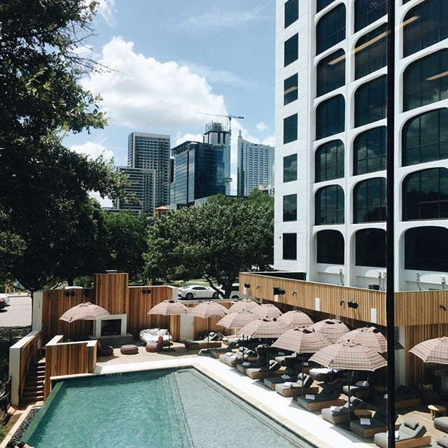 Enjoying a special viewing of The LINE Hotel in Austin for our Rise Together couples conference in September 💛🌞 Who's getting excited to spend the weekend here? 🙌 #risetogether #RiseWknd