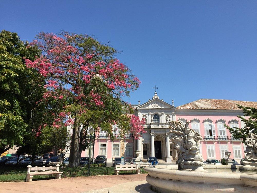 Palácio das Necessidades, Lisboa