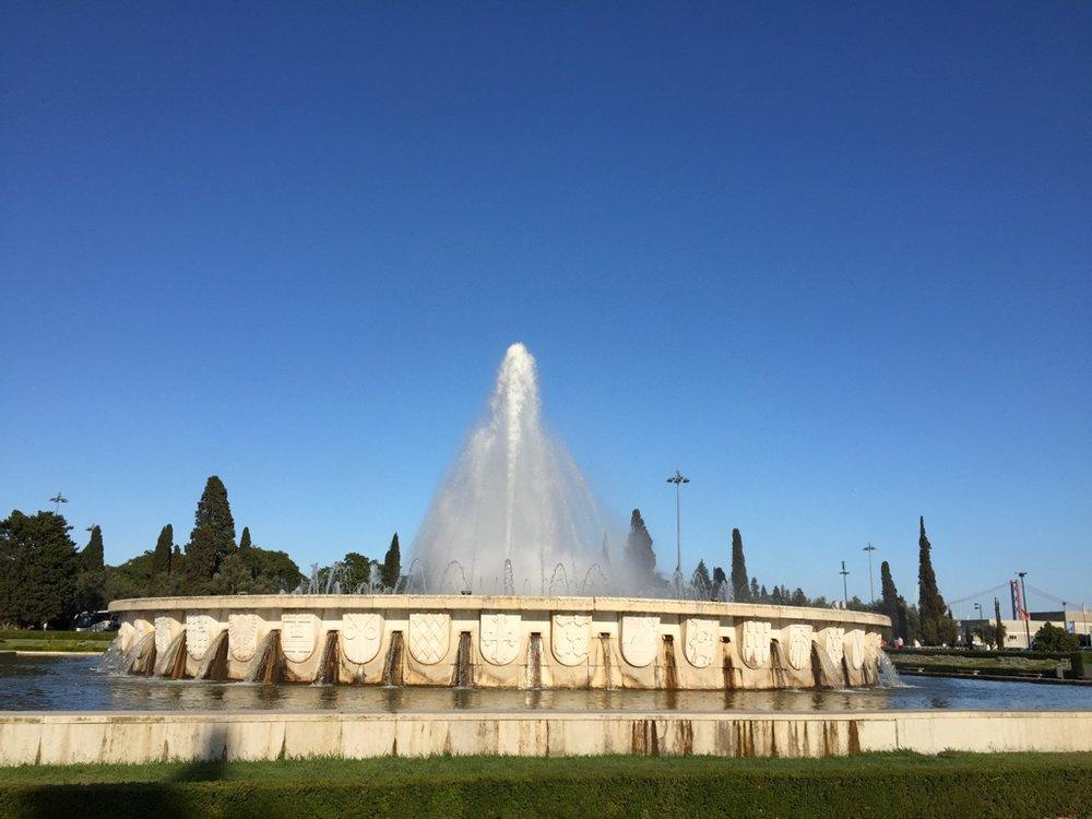 Praça do Império, Belém, Lisboa
