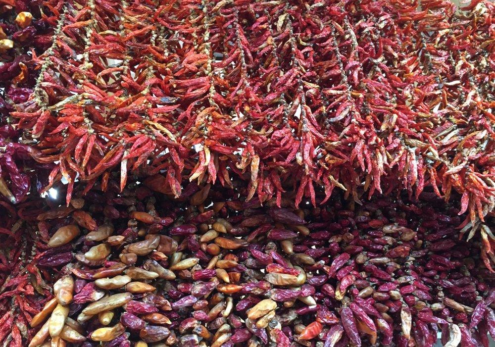 Pimentas do Mercado dos Lavradores, Funchal