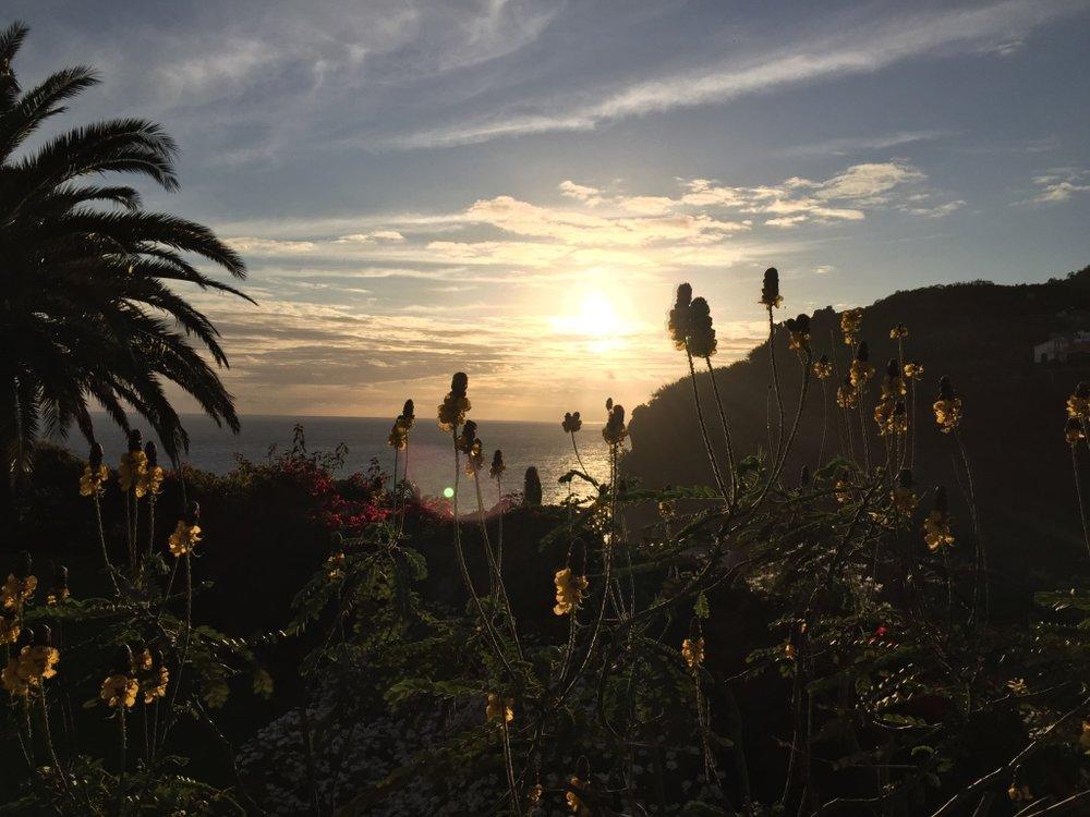 Ilha da Madeira - vista da Ponta do Sol