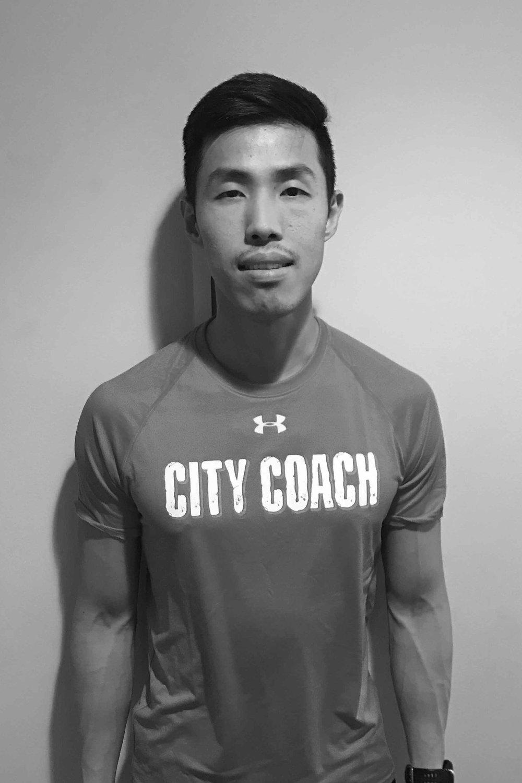 Running Coach Kai Ng