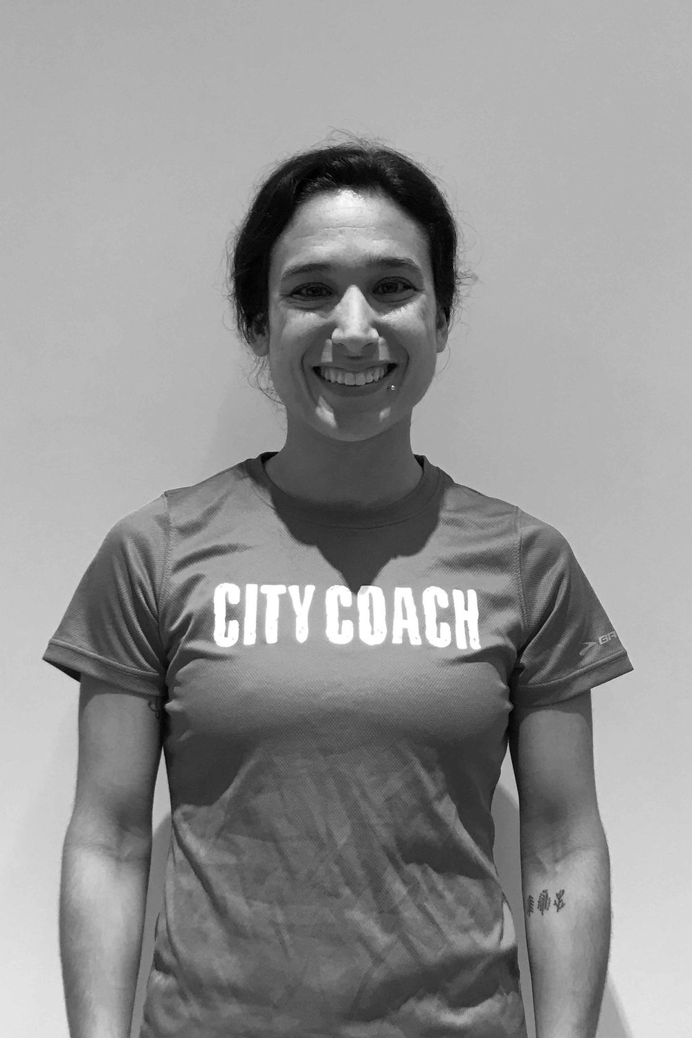 Running Coach Alison Magistrali