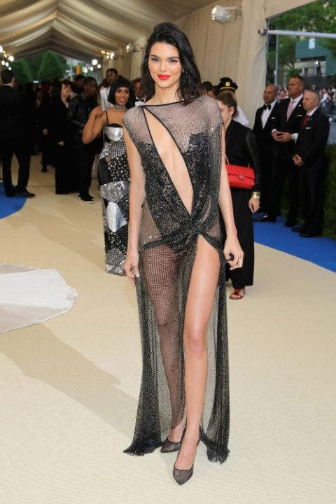 Kendall Jenner in La Perla Collection
