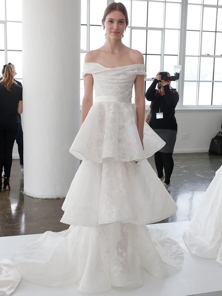 Marchesa Spring 2018 Wedding Collection
