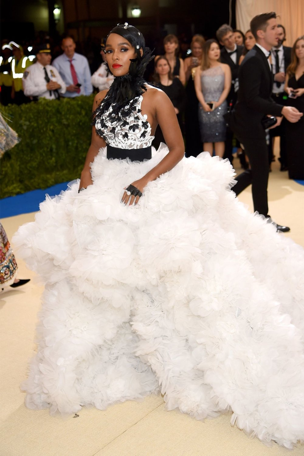 Janelle Monae in Ralph & Russo