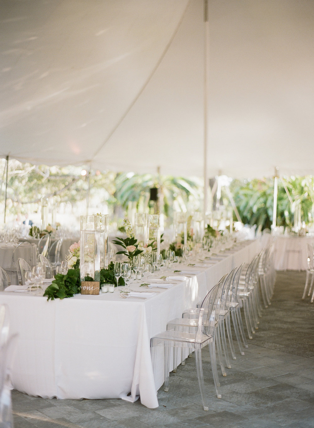 Garden Wedding in Miami, Florida