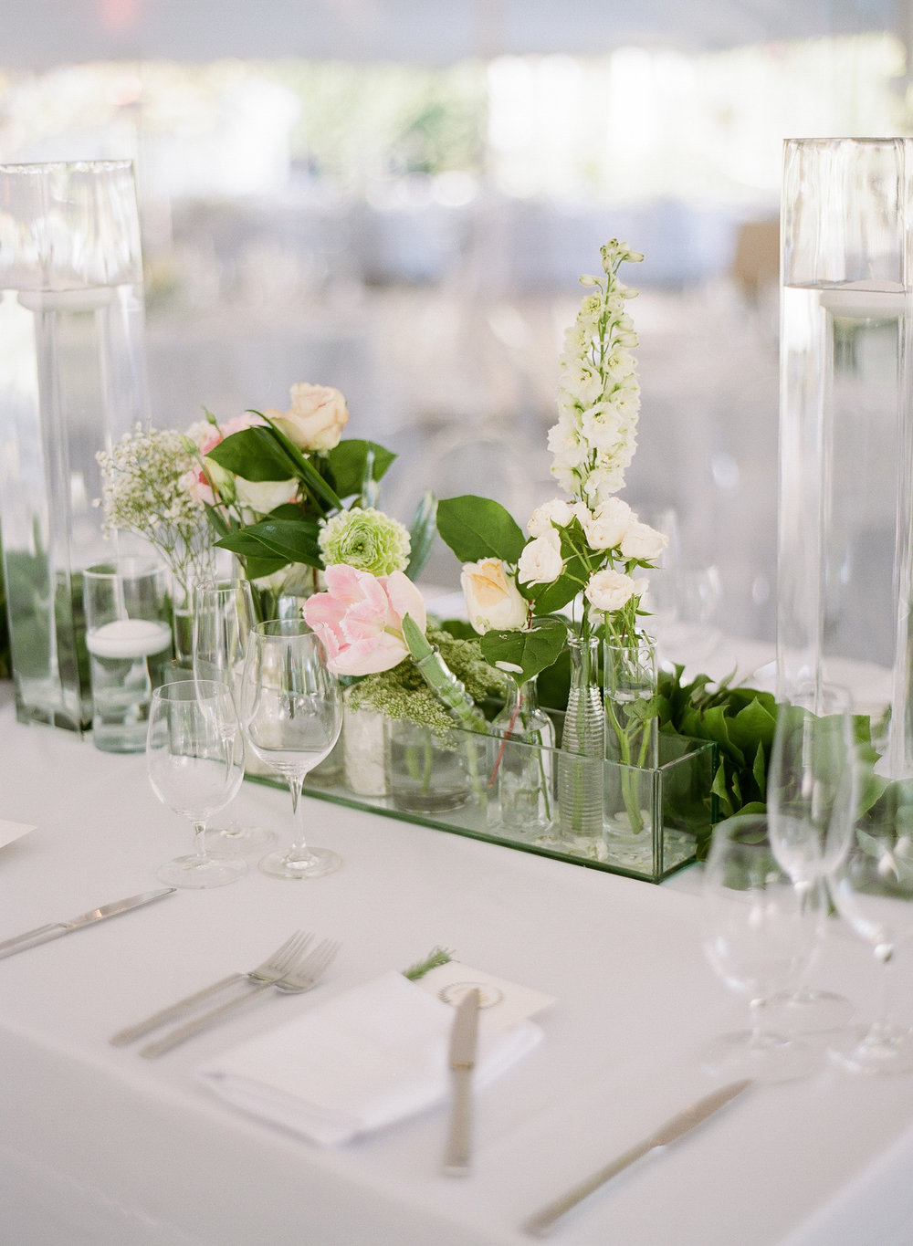 Green and Pink Wedding Color Palette