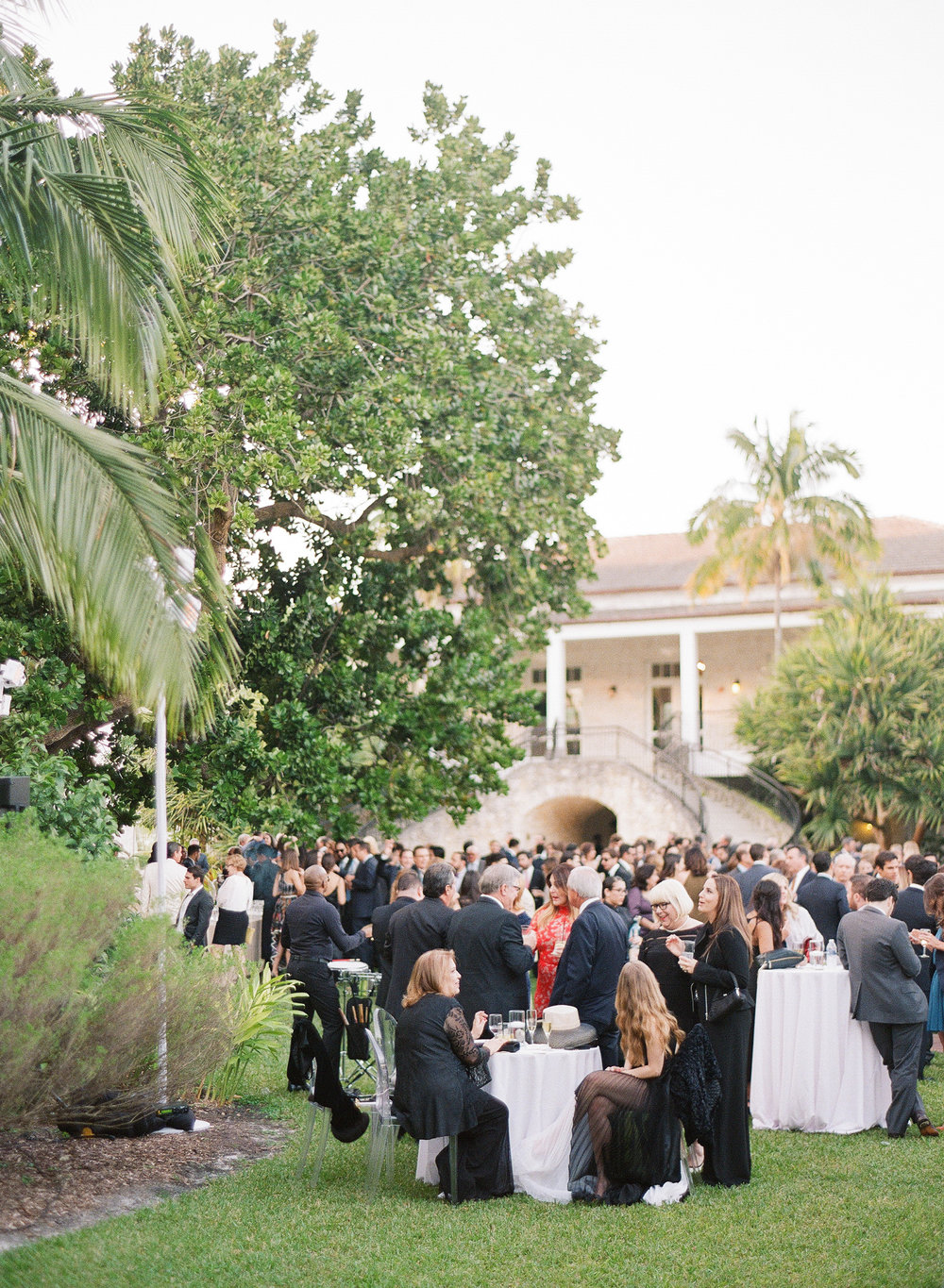 Garden Wedding Reception Venue in Miami
