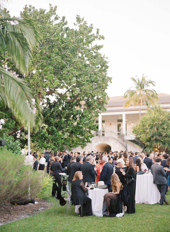 Garden Wedding Reception Venue in Miami