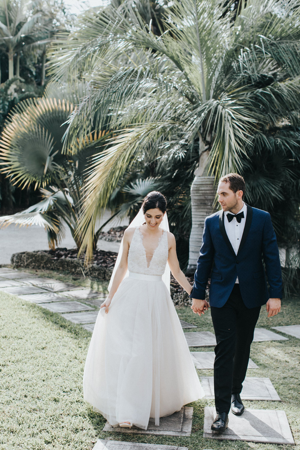 Rustic Elegant Miami Wedding