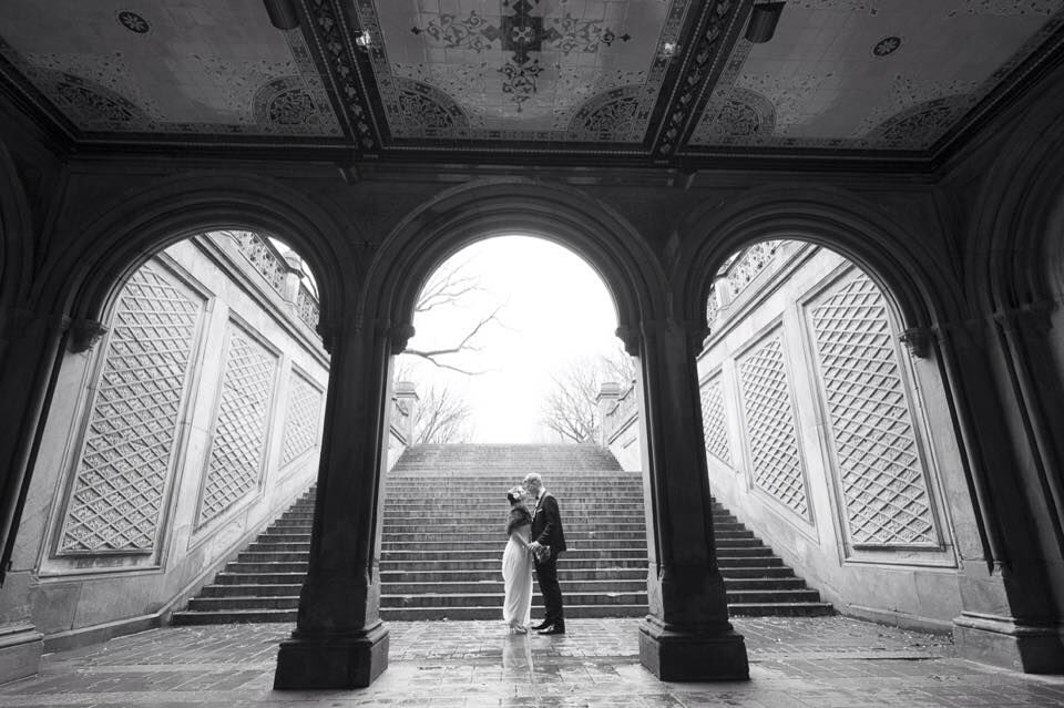 Central Park wedding, coordinated by  Wed in Central Park